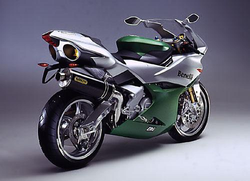 Benelli 900 Tornado Revealed Motorcycle