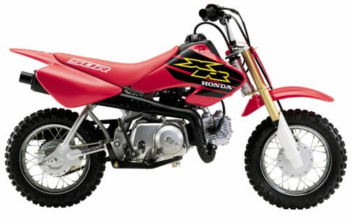 2000 Honda XR50R