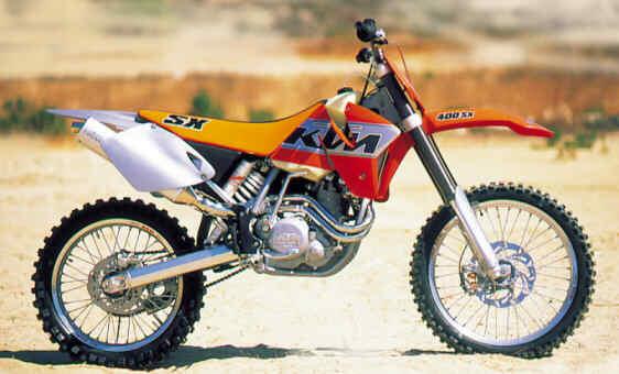 KTM 400SX