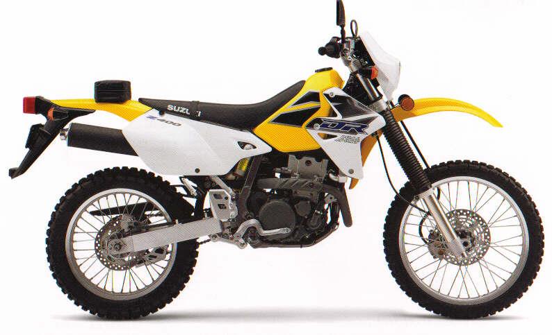DR-Z400S Dual Sport