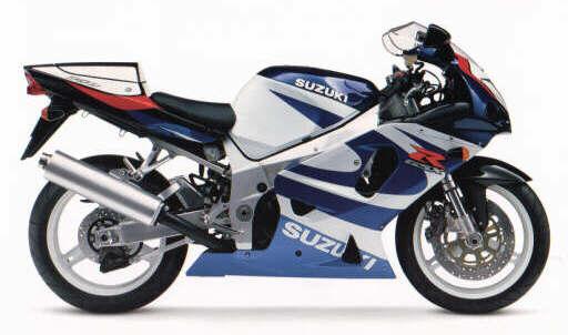 2000 GSX-R750