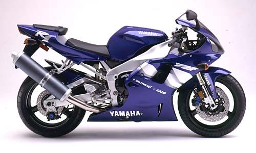 Yamaha's 2000 R1