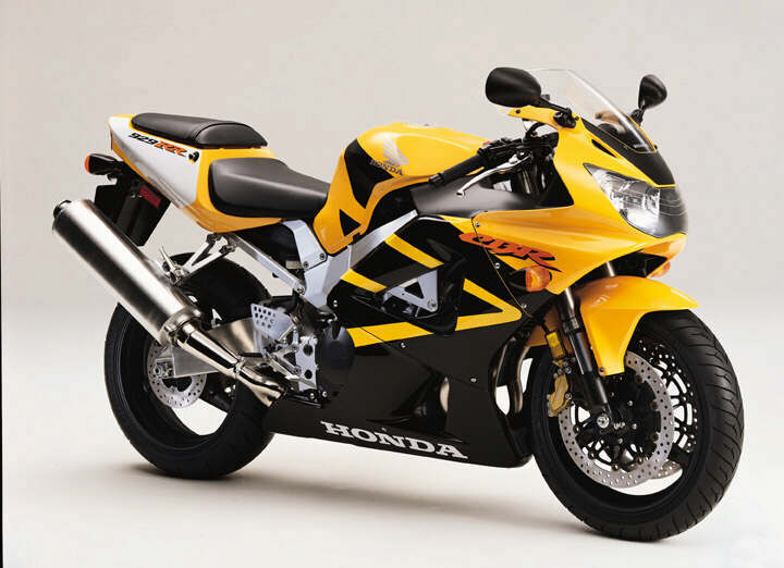 Yellow/Black CBR-929RR