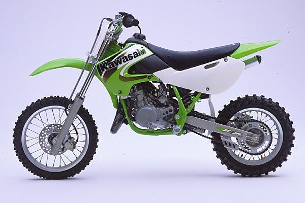Kawasaki KX65: Serious Weapon for Future Stars