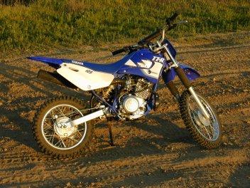yamaha 125cc dirt bike. 2000 yamaha tt-r125 ride review 125cc dirt bike