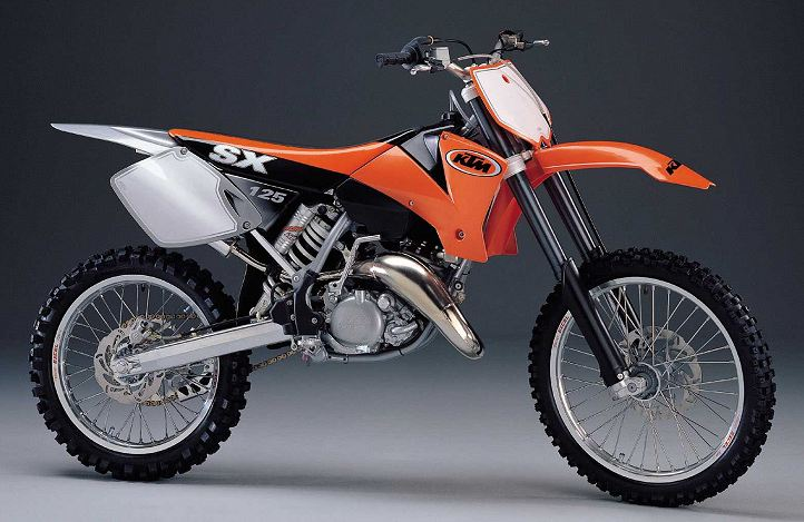 KTM SX 125. Below is the full text of a KTM press release for the European