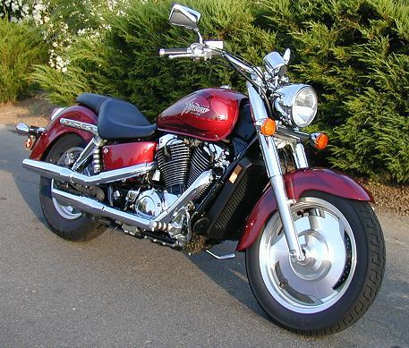 Md Ride Review 2000 Honda Shadow Sabre Motorcycledailycom