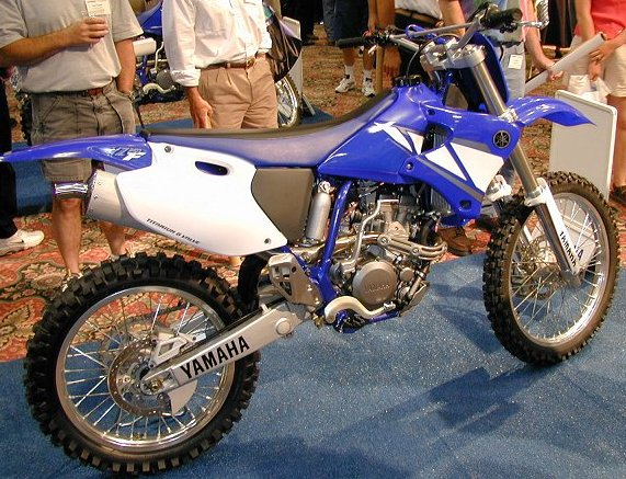 Big 4 stroke news from yamaha in vegas motorcycledaily for Yamaha 250 four stroke