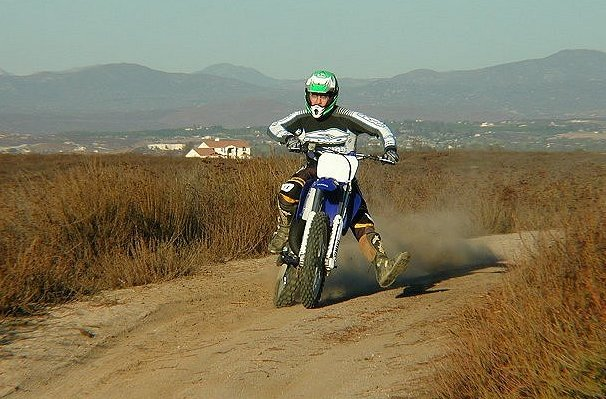 MD Ride Review: 2001 Yamaha YZ125 « MotorcycleDaily.com – Motorcycle ...