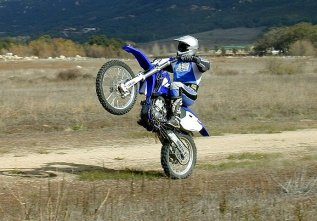 2001 Yamaha YZ250F: MD Ride Review « MotorcycleDaily.com ...