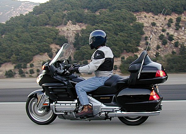 2001 Honda Gold Wing Md Ride Review Part Two