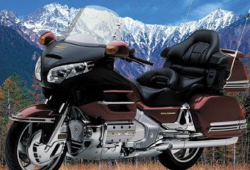 Honda Has Lots of Accessories For the GL1800
