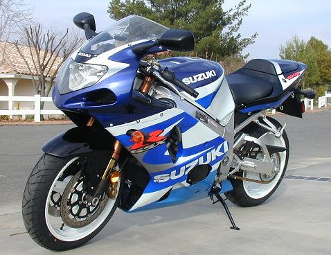 2001 Suzuki GSX-R1000: MD Ride Review – Part One « MotorcycleDaily ...