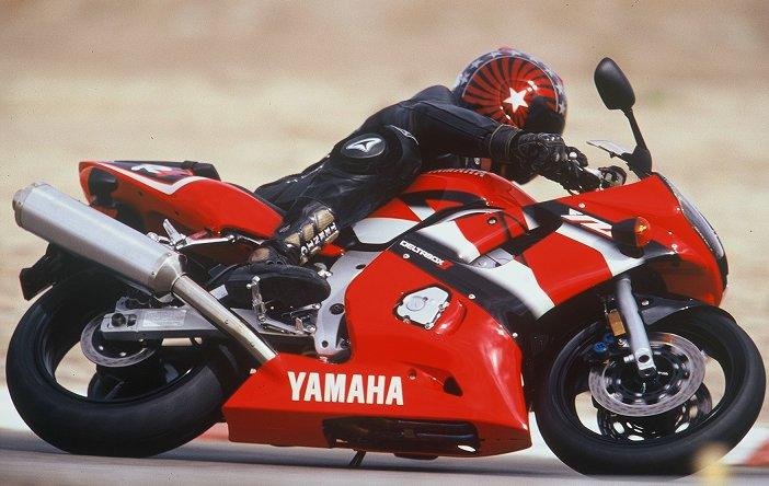 2001 Yamaha R6: Press Intro - MotorcycleDaily.com ...