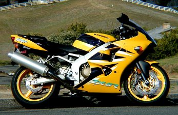 2001 Kawasaki Zx 6r Md Ride Review Motorcycledailycom