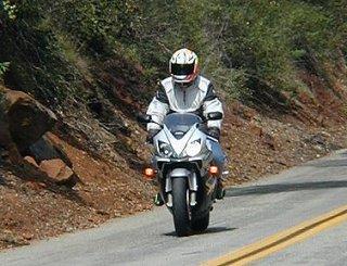 2001 Honda Cbr600f4i Md Ride Review Motorcycledailycom