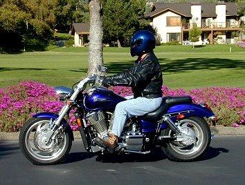 Superb 2002 Honda VTX 1800: MD Ride Review U2013 Part Two
