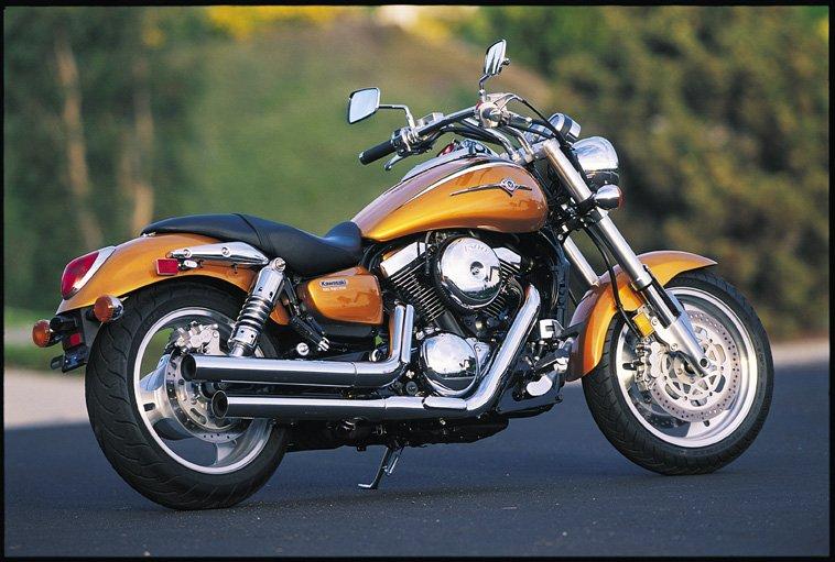 New Kawasaki Mean Streak: Style, Power and Handling in a Cruiser ...