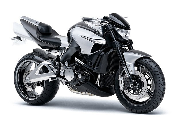 Bike motor naked — img 4