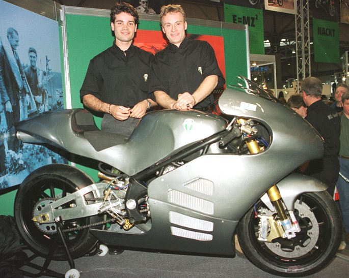 MZ MotoGP Design Study « MotorcycleDaily.com – Motorcycle News, Editorials, Product Reviews and ...