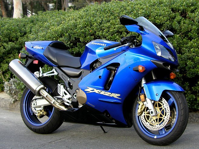 2002 Kawasaki ZX-12R: MD Ride Review – Part One « MotorcycleDaily