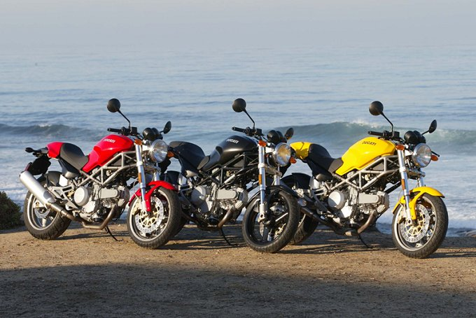 What Can You Say About The Ducati Monster Styling Air Cooled Monsters Are Classics At Price These Bikes Will Be Available For In United States