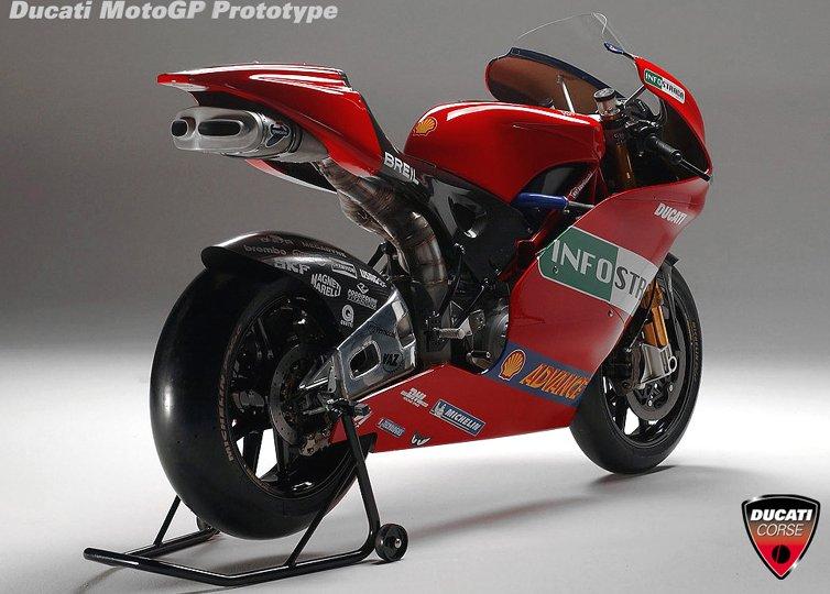ducati reveals motogp design « motorcycledaily – motorcycle