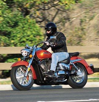 Honda 2003 VTX 1300S: MD First Ride « MotorcycleDaily.com ...