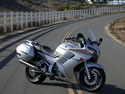 2003 Yamaha FJR1300 MD Ride Review
