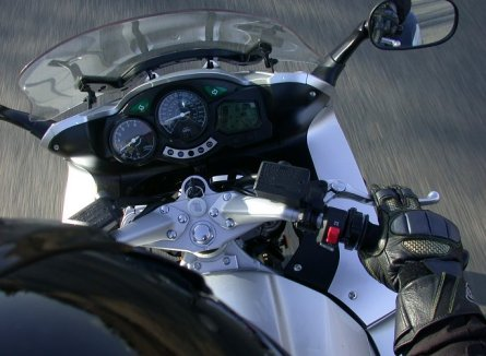 2003 Yamaha Fjr1300 Md Ride Review 171 Motorcycledaily Com