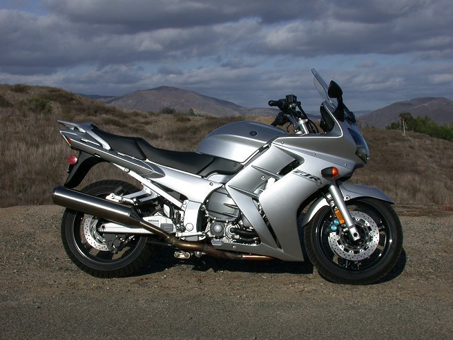 2003 Yamaha FJR1300: MD Ride Review « MotorcycleDaily.com ...