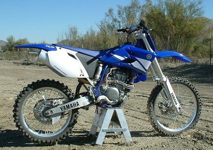 2003 yamaha yz250f md first ride part one  u00ab motorcycledaily com motorcycle news  editorials 2003 YZ250F Manual PDF 2003 yz250f owner's manual