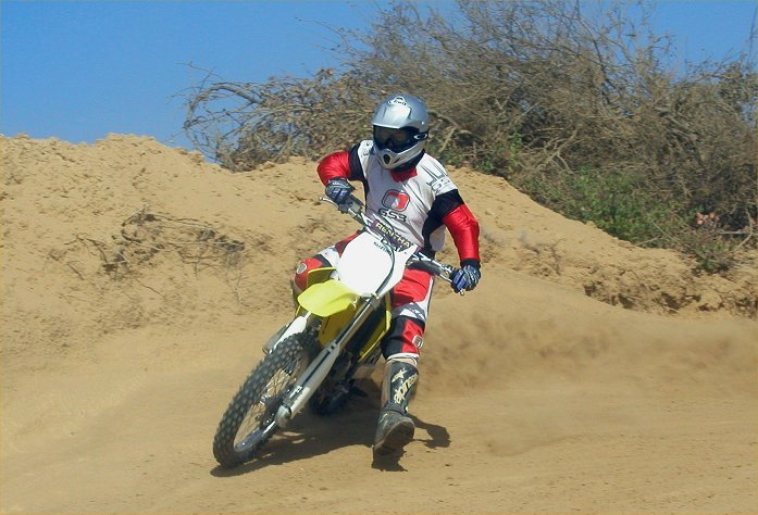 2003 Suzuki RM125: MD Ride Review - MotorcycleDaily com