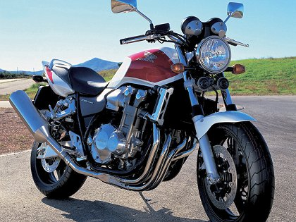 Honda Announces 2003 Cb 1300 For European Market