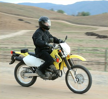 MD Ride Review: 2003 Suzuki DR-Z400S - MotorcycleDaily com