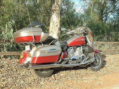 2003 Yamaha Royal Star Venture Md Ride Review Motorcycledaily