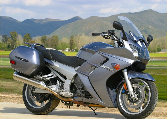Yamaha 2004 FJR1300: MD First Ride « MotorcycleDaily.com ...