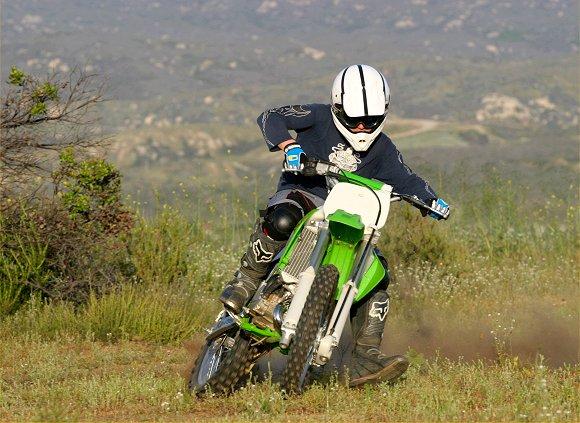 Modified 2002 Kawasaki Kx100 Md Ride Review