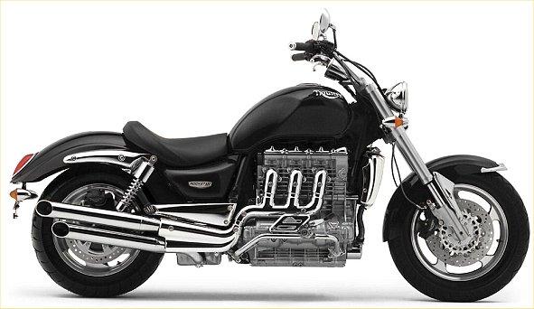 Triumph Introduces Rocket Iii To U S Dealers