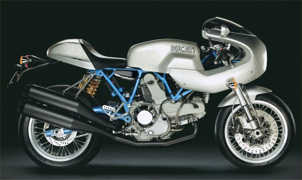 Ducati Goes Retro In Tokyo Motorcycle News