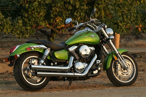 2004 Kawasaki 1600 Mean Streak: MD Ride Review « MotorcycleDaily.com