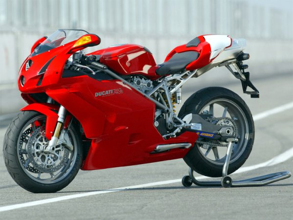 MD Ride Review: 2004 Ducati 749S « MotorcycleDaily.com – Motorcycle