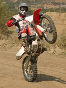 2004 Honda Crf450r Md Ride Review