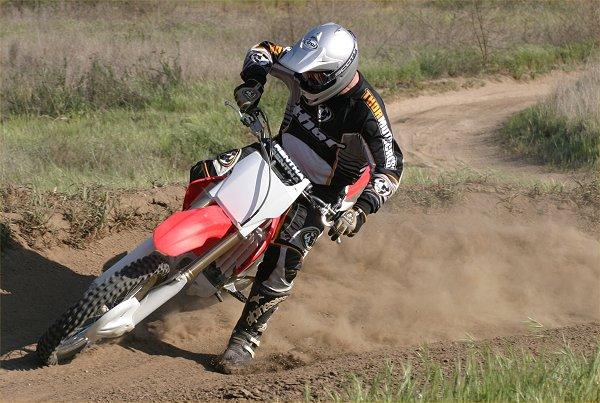 2004 Honda Crf450r Md Ride Review Motorcycledailycom