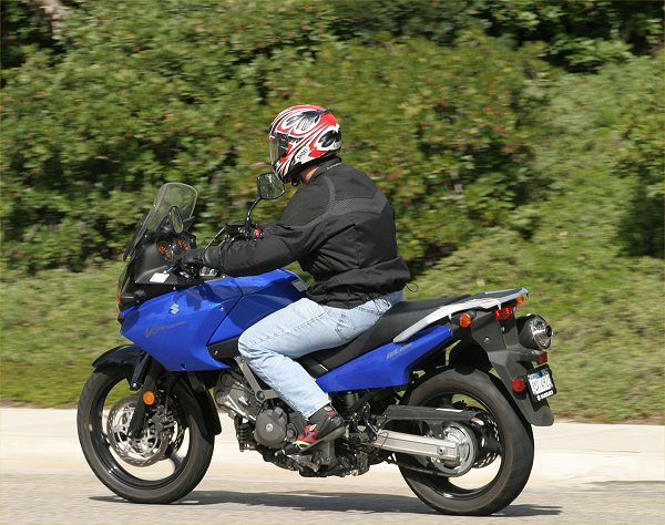 Terrific 2004 Suzuki V Strom 650 Md Ride Review Motorcycledaily Gamerscity Chair Design For Home Gamerscityorg
