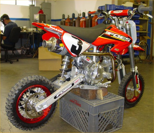 Fifty Frenzy What S The Big Deal Motorcycledaily Com