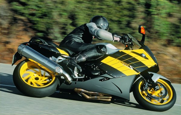 2005 BMW K1200S: MD First Ride - MotorcycleDaily.com ...