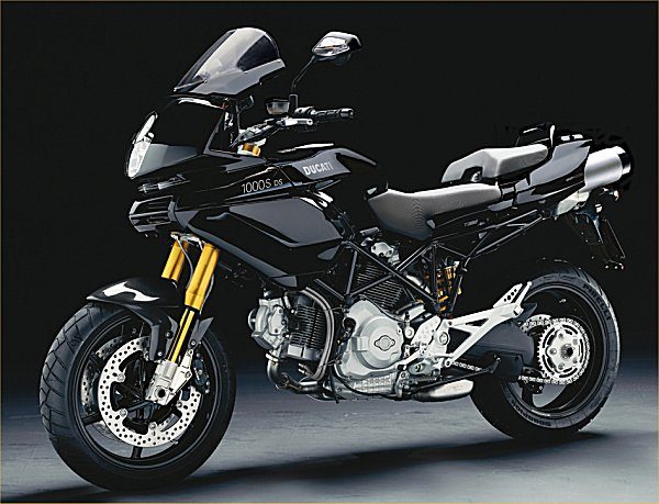 ducati shows multistrada s and monster s2r motorcycle news editorials. Black Bedroom Furniture Sets. Home Design Ideas