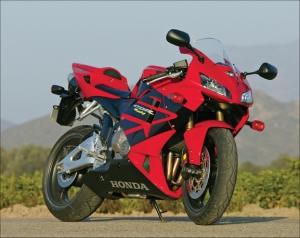 2005 Honda Cbr600rr Md First Ride Motorcycledaily Com