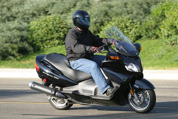 Suzuki Burgman 650: MD Ride Review « MotorcycleDaily.com ...